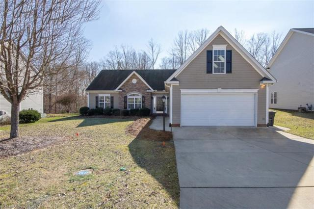 4586 Woodway Drive, Kernersville, NC 27284 (MLS #916227) :: NextHome In The Triad