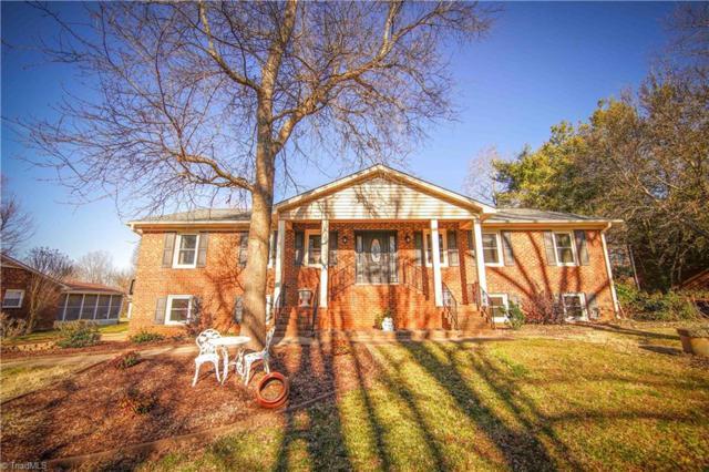 414 Longmeadow Drive, Clemmons, NC 27012 (MLS #916277) :: Kristi Idol with RE/MAX Preferred Properties