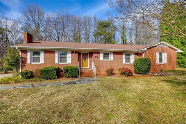 302 Oakwood Drive, Lexington, NC 27292 (MLS #916300) :: NextHome In The Triad