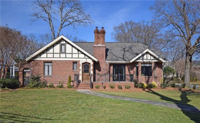 2301 Buena Vista Road, Winston Salem, NC 27104 (MLS #916404) :: Kristi Idol with RE/MAX Preferred Properties