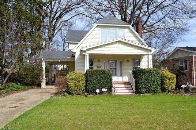 1909 Brantley Street, Winston Salem, NC 27103 (MLS #916426) :: Kristi Idol with RE/MAX Preferred Properties