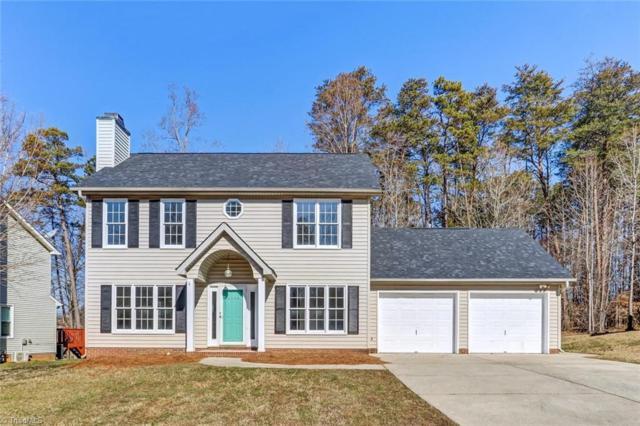 5504 Pebble Garden Court, Greensboro, NC 27407 (MLS #916455) :: Kristi Idol with RE/MAX Preferred Properties