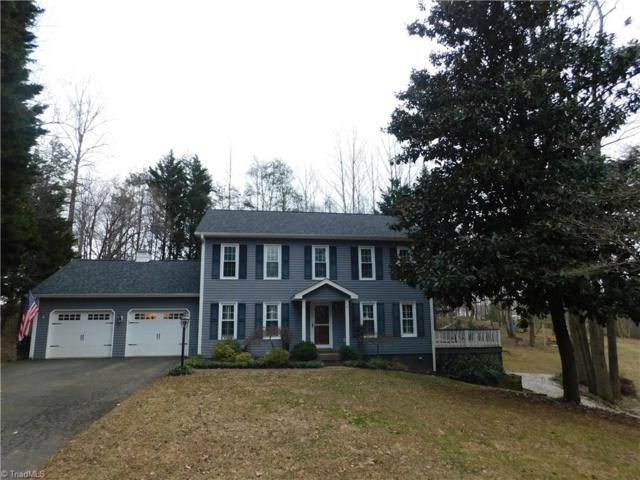 664 Cross Creek Drive, Mount Airy, NC 27030 (MLS #916465) :: Kristi Idol with RE/MAX Preferred Properties