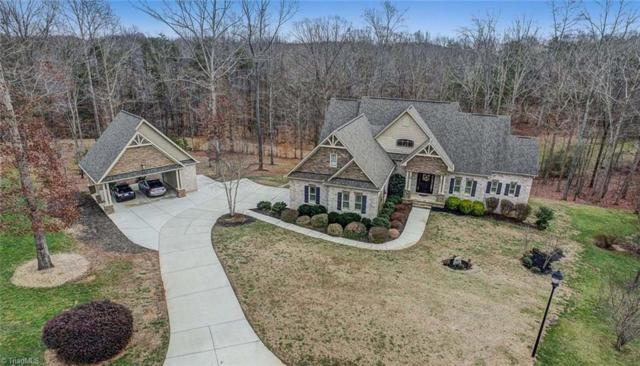 8408 Lillys Court, Greensboro, NC 27455 (MLS #916497) :: NextHome In The Triad
