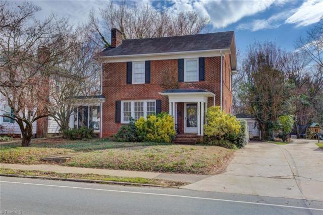 1057 Hawthorne Road, Winston Salem, NC 27103 (MLS #916501) :: Kristi Idol with RE/MAX Preferred Properties