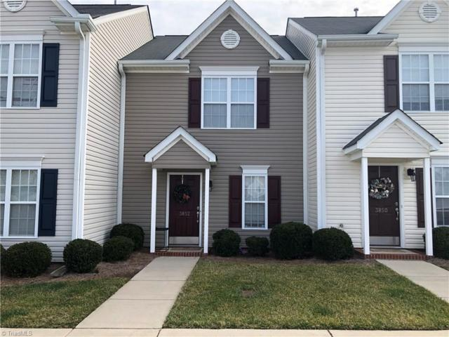 3852 Hickswood Creek Drive, High Point, NC 27265 (MLS #916532) :: NextHome In The Triad