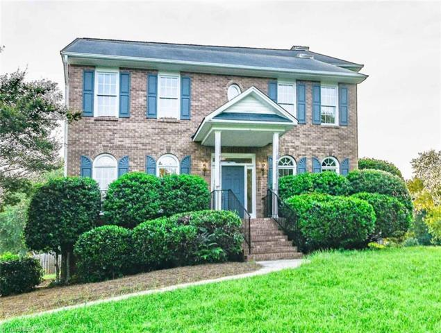 3718 Squirewood Drive, Clemmons, NC 27012 (MLS #916581) :: NextHome In The Triad