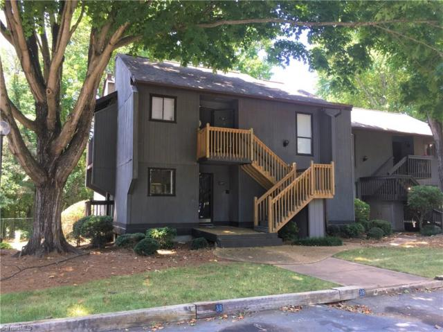 137 Cedar Cove Lane, Winston Salem, NC 27104 (MLS #916778) :: NextHome In The Triad