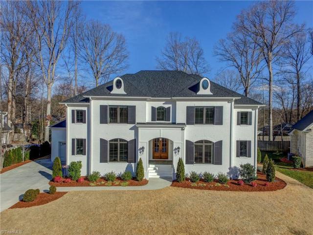 8 Whaton Oaks Court, Greensboro, NC 27408 (MLS #916782) :: Kristi Idol with RE/MAX Preferred Properties