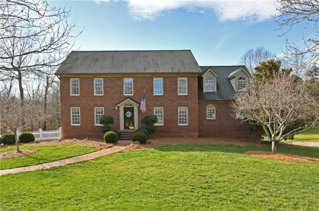 1624 Slane Road, Clemmons, NC 27012 (MLS #916853) :: NextHome In The Triad