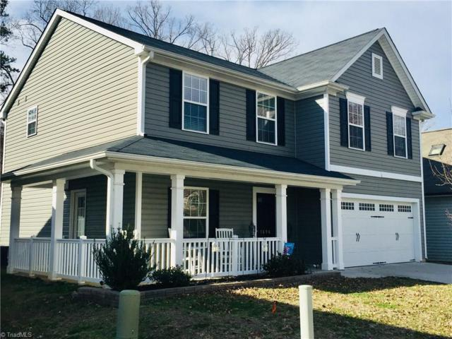 1696 Ridgestone Lane, Kernersville, NC 27284 (MLS #916880) :: NextHome In The Triad