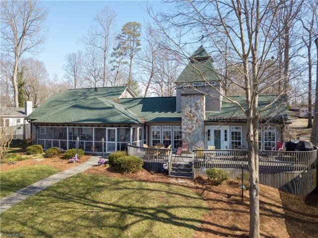181 Shoreline Drive, Lexington, NC 27292 (MLS #916899) :: HergGroup Carolinas