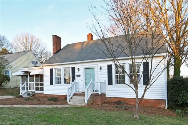 1019 Martin Street, Winston Salem, NC 27103 (MLS #916995) :: Kristi Idol with RE/MAX Preferred Properties