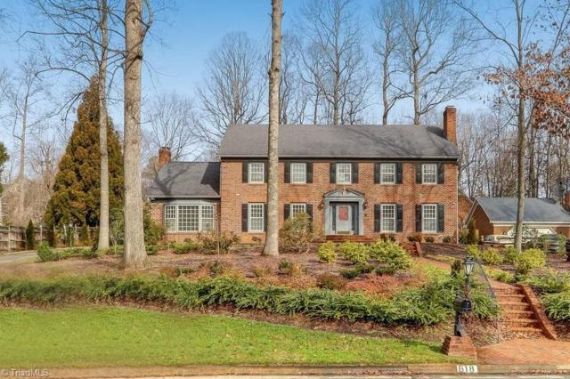 618 Willoughby Boulevard, Greensboro, NC 27408 (MLS #917033) :: Lewis & Clark, Realtors®