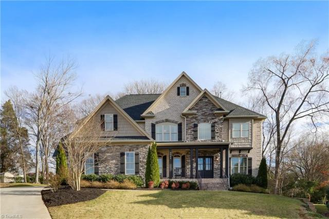2502 Duck Club Road, Greensboro, NC 27410 (MLS #917058) :: HergGroup Carolinas