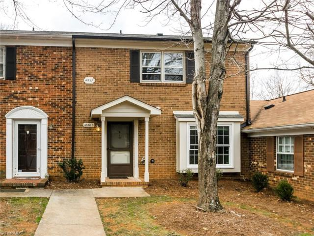 4832 Tower Road B, Greensboro, NC 27410 (MLS #917065) :: NextHome In The Triad