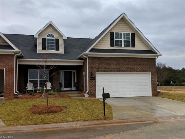 6537 Donahue Drive, Whitsett, NC 27377 (MLS #917066) :: NextHome In The Triad