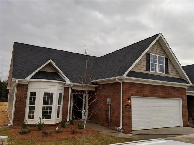 6535 Donahue Drive, Whitsett, NC 27377 (MLS #917077) :: NextHome In The Triad