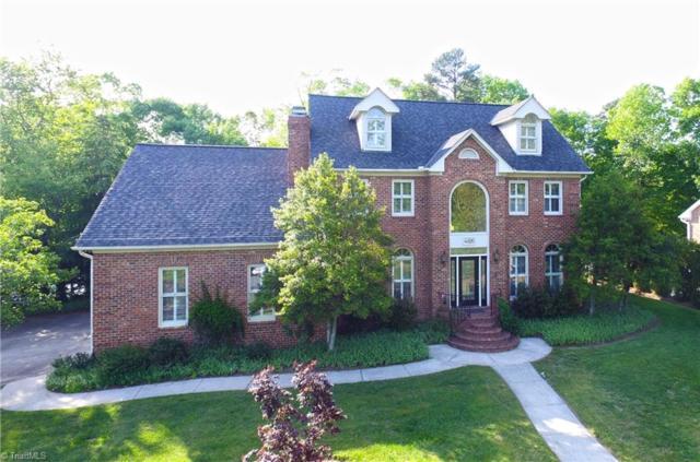 4020 Duplin Drive, Greensboro, NC 27407 (MLS #917086) :: Kristi Idol with RE/MAX Preferred Properties