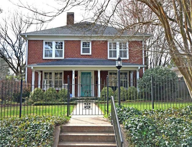 1718 Virginia Road, Winston Salem, NC 27104 (MLS #917092) :: Kristi Idol with RE/MAX Preferred Properties