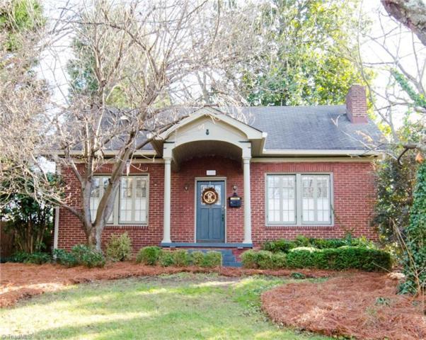 805 Melrose Street, Winston Salem, NC 27103 (MLS #917173) :: Kristi Idol with RE/MAX Preferred Properties