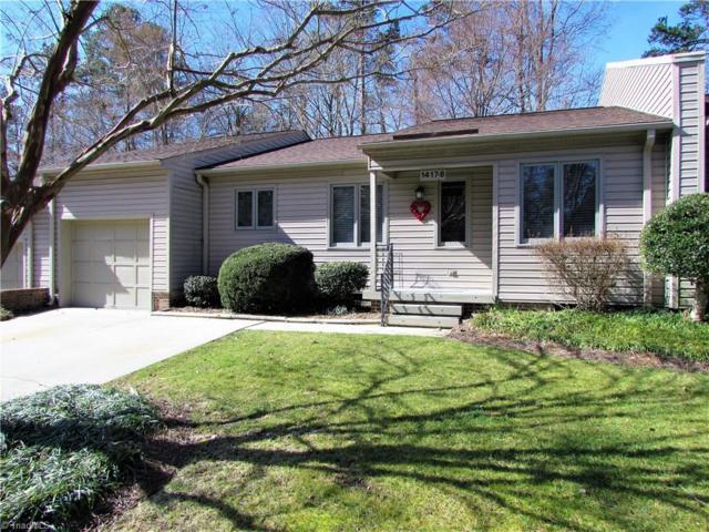 1417 Chestnut Drive B, High Point, NC 27262 (MLS #917198) :: Lewis & Clark, Realtors®