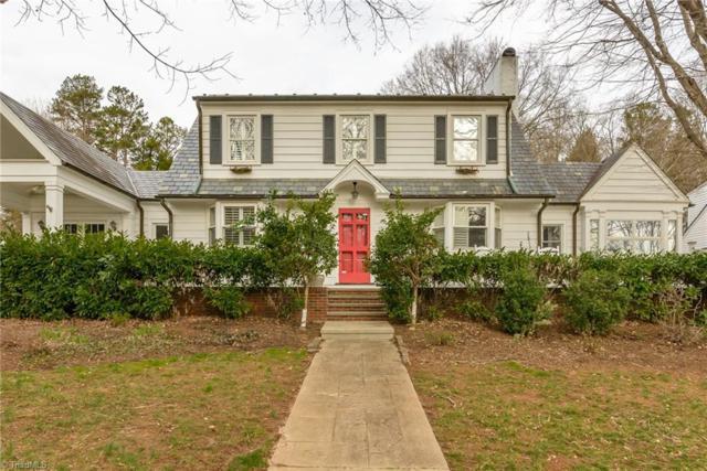 1809 Runnymede Road, Winston Salem, NC 27104 (MLS #917200) :: NextHome In The Triad