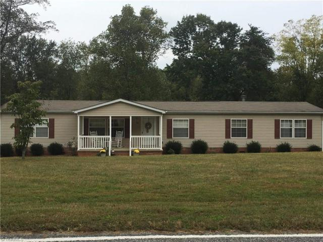 448 Spicer Road, Elkin, NC 28621 (MLS #917325) :: RE/MAX Impact Realty