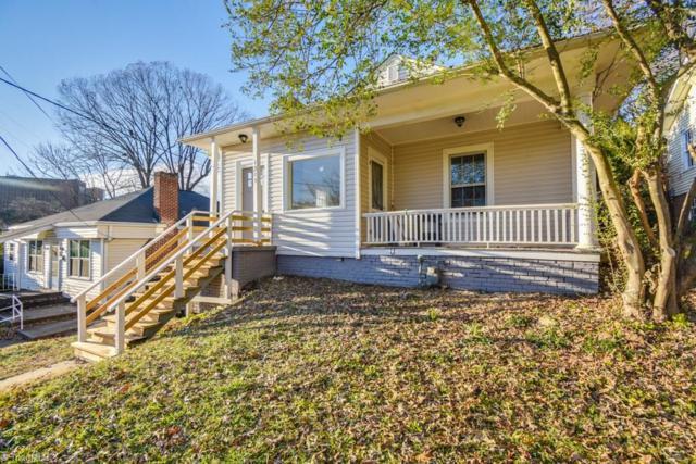 1515 Jarvis Street, Winston Salem, NC 27101 (MLS #917345) :: Kristi Idol with RE/MAX Preferred Properties