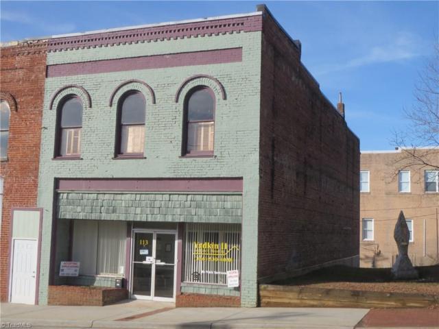113 N Bridge Street, Elkin, NC 28621 (MLS #917346) :: Lewis & Clark, Realtors®