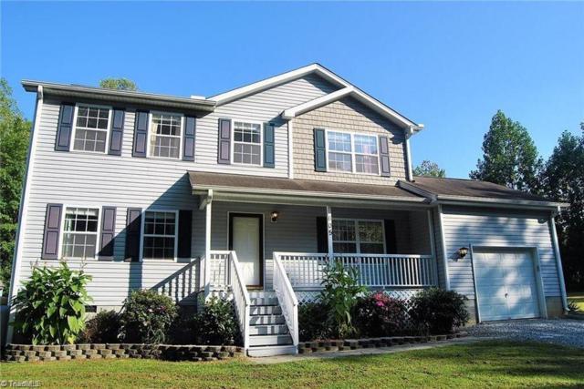 605 Robertson Road, Mcleansville, NC 27301 (MLS #917403) :: Lewis & Clark, Realtors®