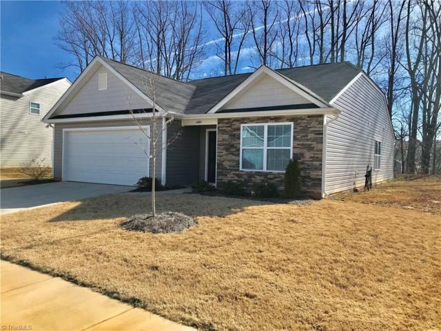 1484 Weatherend Drive, Rural Hall, NC 27045 (MLS #917454) :: Kristi Idol with RE/MAX Preferred Properties
