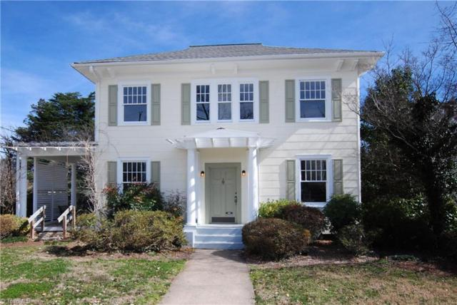 21 Park Boulevard, Winston Salem, NC 27127 (MLS #917455) :: NextHome In The Triad