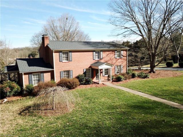 603 Downing Road, Winston Salem, NC 27106 (MLS #917467) :: Kristi Idol with RE/MAX Preferred Properties