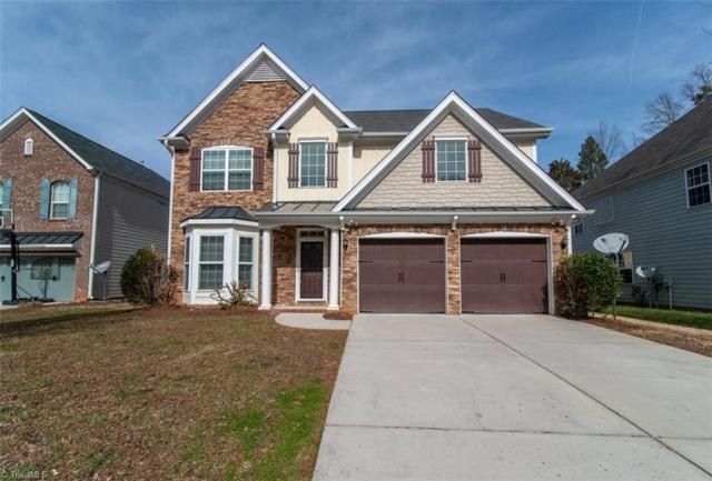 2407 Alderbrook Drive, High Point, NC 27265 (MLS #917475) :: NextHome In The Triad