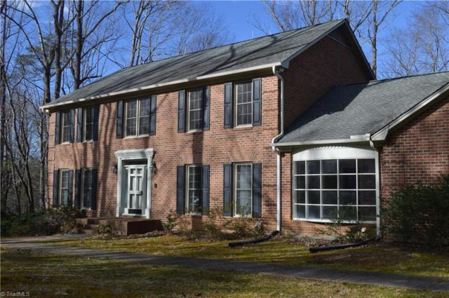 667 Cross Creek Drive, Mount Airy, NC 27030 (MLS #917501) :: Kristi Idol with RE/MAX Preferred Properties