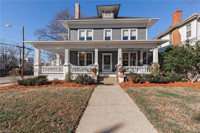 601 Magnolia Street, Greensboro, NC 27401 (MLS #917512) :: NextHome In The Triad