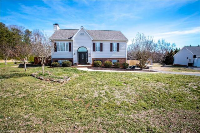 651 Asheby Woods Road, Kernersville, NC 27284 (MLS #917552) :: Kim Diop Realty Group