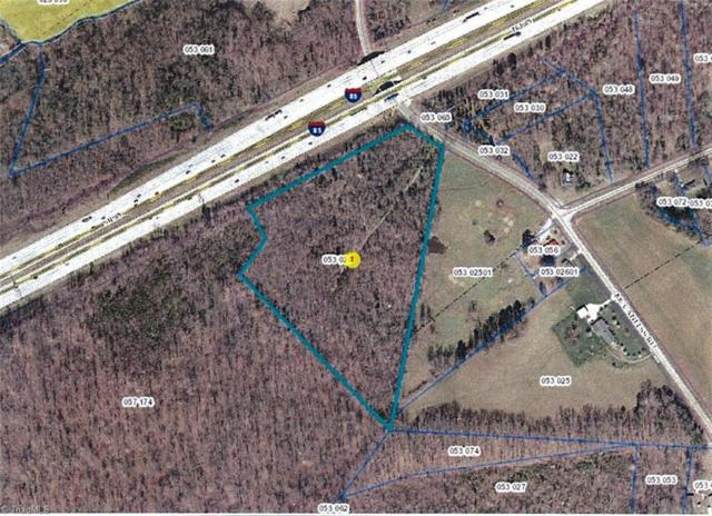 0 Mccanless Road, Salisbury, NC 28146 (MLS #917568) :: NextHome In The Triad