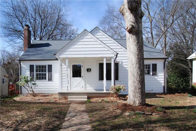 644 Brent Street, Winston Salem, NC 27103 (MLS #917599) :: Kristi Idol with RE/MAX Preferred Properties