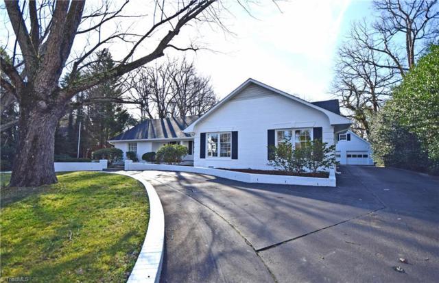 2200 Forest Drive, Winston Salem, NC 27104 (MLS #917604) :: Kristi Idol with RE/MAX Preferred Properties