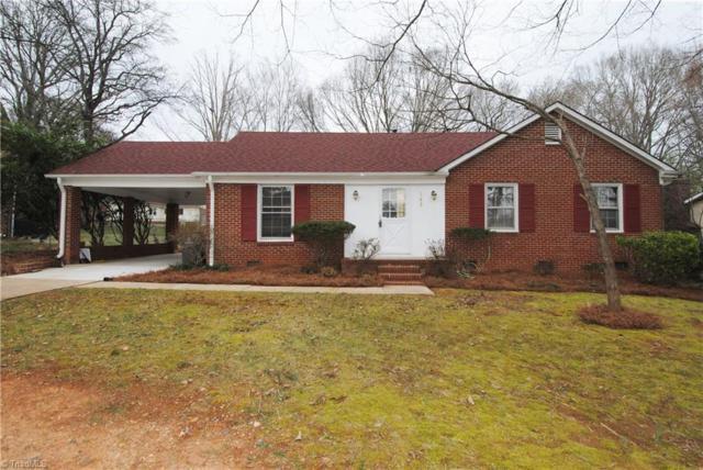 145 Flintfield Drive, Winston Salem, NC 27103 (MLS #917620) :: RE/MAX Impact Realty