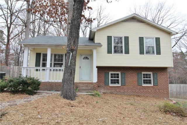 2309 Bracyridge Road, Greensboro, NC 27407 (MLS #917649) :: NextHome In The Triad
