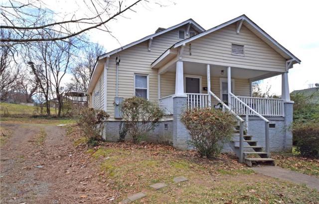 2548 Old Greensboro Road, Winston Salem, NC 27101 (MLS #917711) :: NextHome In The Triad
