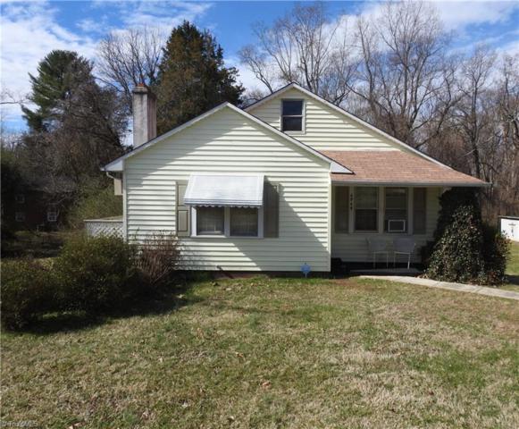 1717 Old Salisbury Road, Winston Salem, NC 27127 (MLS #917754) :: The Temple Team