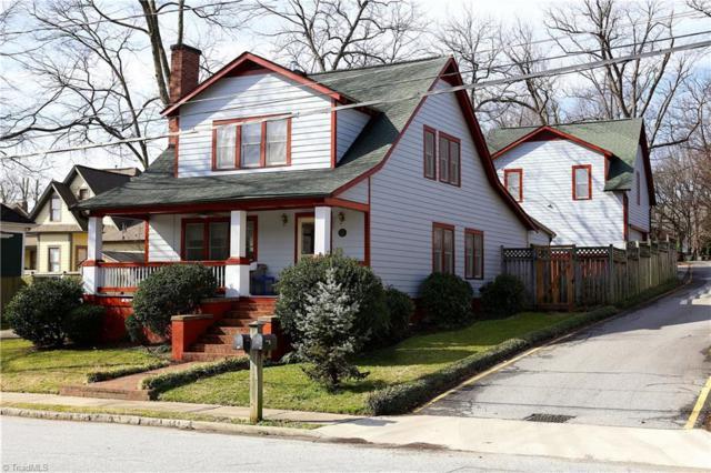 416 Mcadoo Avenue, Greensboro, NC 27406 (MLS #917789) :: NextHome In The Triad