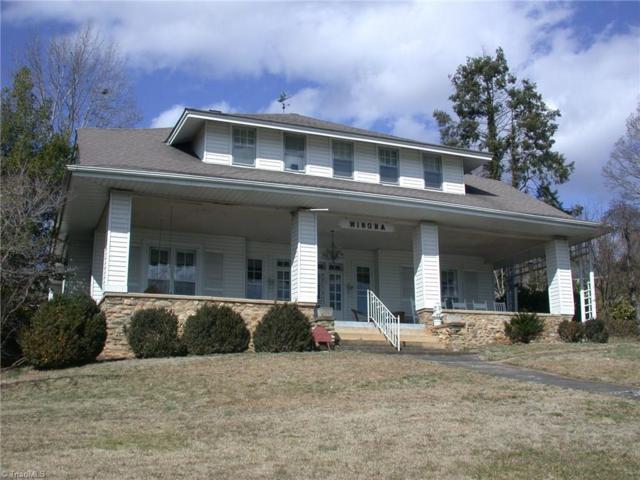 489 N Lakeshore Drive, Lake Junaluska, NC 28745 (MLS #917871) :: Team Nicholson