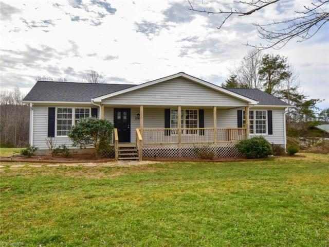 299 Odell Road, Mayodan, NC 27027 (MLS #917880) :: The Temple Team