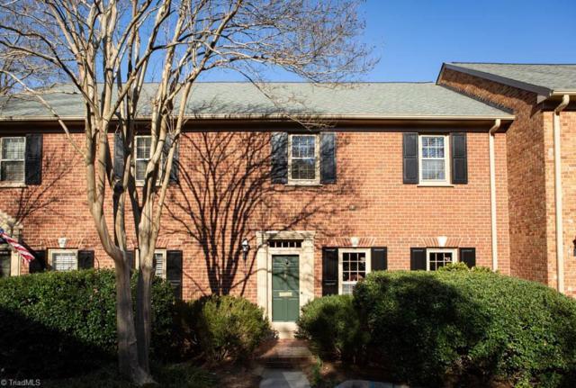 402 Fisher Park Circle B, Greensboro, NC 27401 (MLS #918353) :: Kristi Idol with RE/MAX Preferred Properties