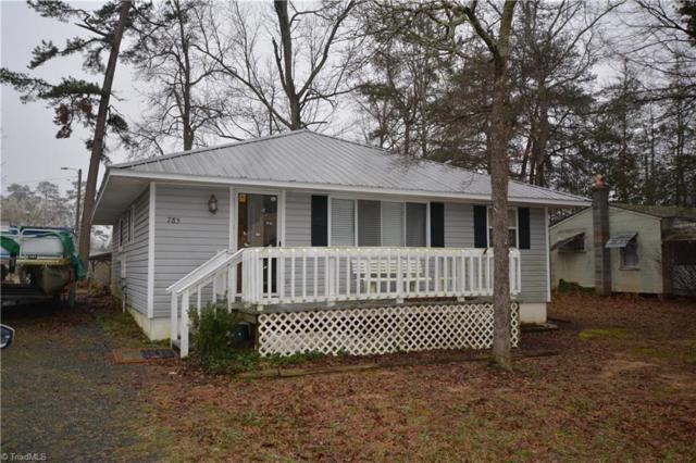 785 Pinehaven Drive, New London, NC 28127 (MLS #918479) :: HergGroup Carolinas